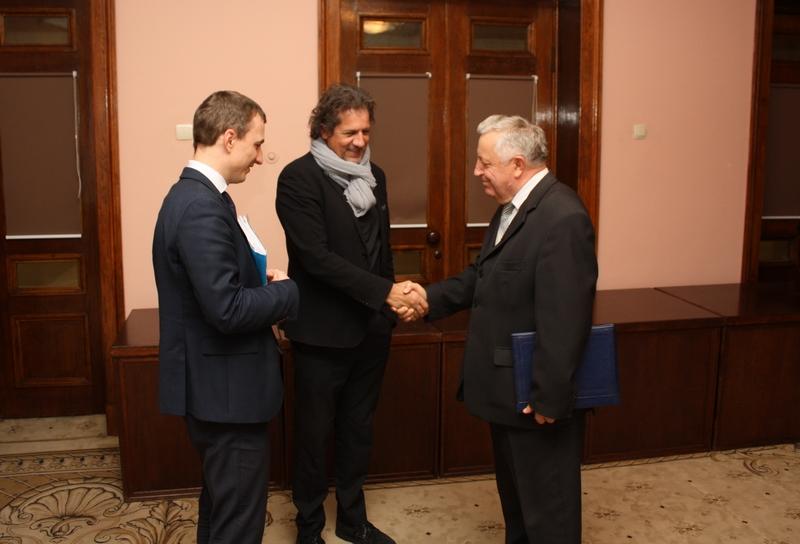 Игорь балута встретился с представителем управления верховного комиссара оон по делам беженцев