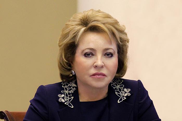 """В.Матвиенко: """"За 25 лет Межпарламентская Ассамблея государств - участников Содружества стала эффективно работающей и авторитетно"""