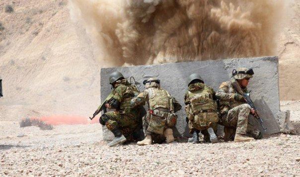 На таджикско-кыргызской границе снова слышна стрельба (ИСПРАВЛЕНО)