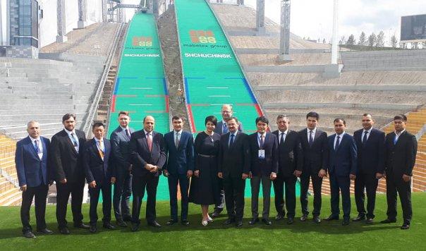 Программа развития физической культуры и спорта в казахстане